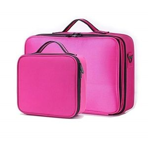 2-Piece Cosmetic Accessories Bags